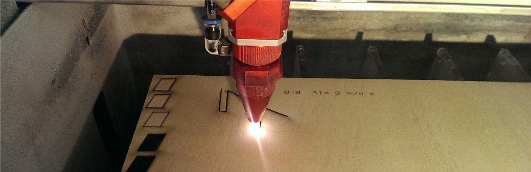 Werbetechnik - Beschriftung - Lasercut