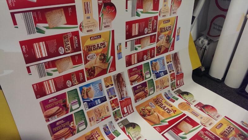 Digitaldruck - Werbung - Verpackung